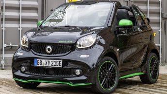 2017 SMART ELECTRIC DRIVE WORLD PREMIERE