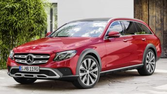 NEW MERCEDES-BENZ E-CLASS ALL-TERRAIN