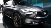 INFINITI AT THE PARIS MOTOR SHOW