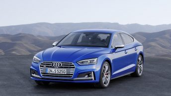 THE ALL-NEW AUDI A5 AND S5 SPORTBACK