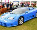 Bugatti EB110 SS- 1994