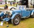 1933 Aston Martin Le Mans Short Chassis