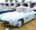 Mercedes-Benz 300SL Coupe Gullwing 1957