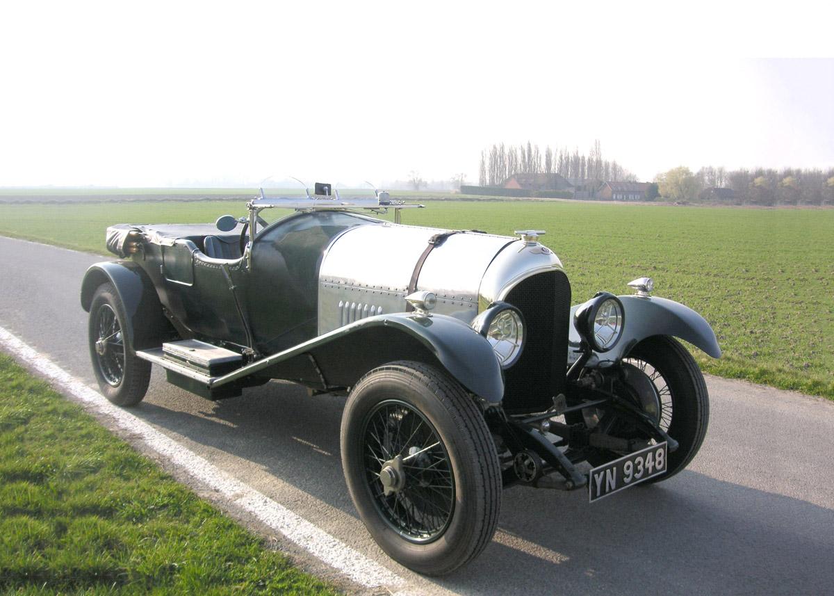 Lot 129 - 1926 Bentley 3 litre Short Chassis Sports Tourer