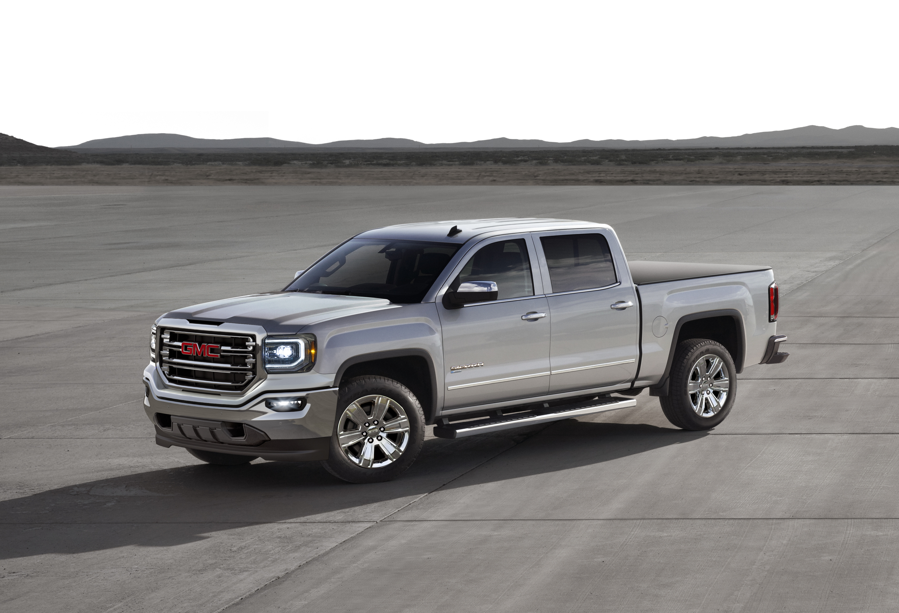 2017 Gmc Sierra With Eist