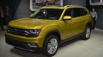 2018 VOLKSWAGEN ATLAS – ALL-NEW SEVEN-PASSENGER SUV