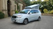 SSANGYONG PREVIEWS NEW TURISMO TOURIST CAMPER