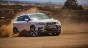 SEAT ATECA TESTED TO THE LIMIT