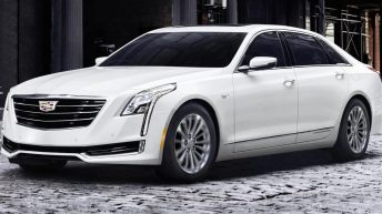 2017 CADILLAC CT6 PLUG-IN HYBRID ON SALE IN SPRING 2017