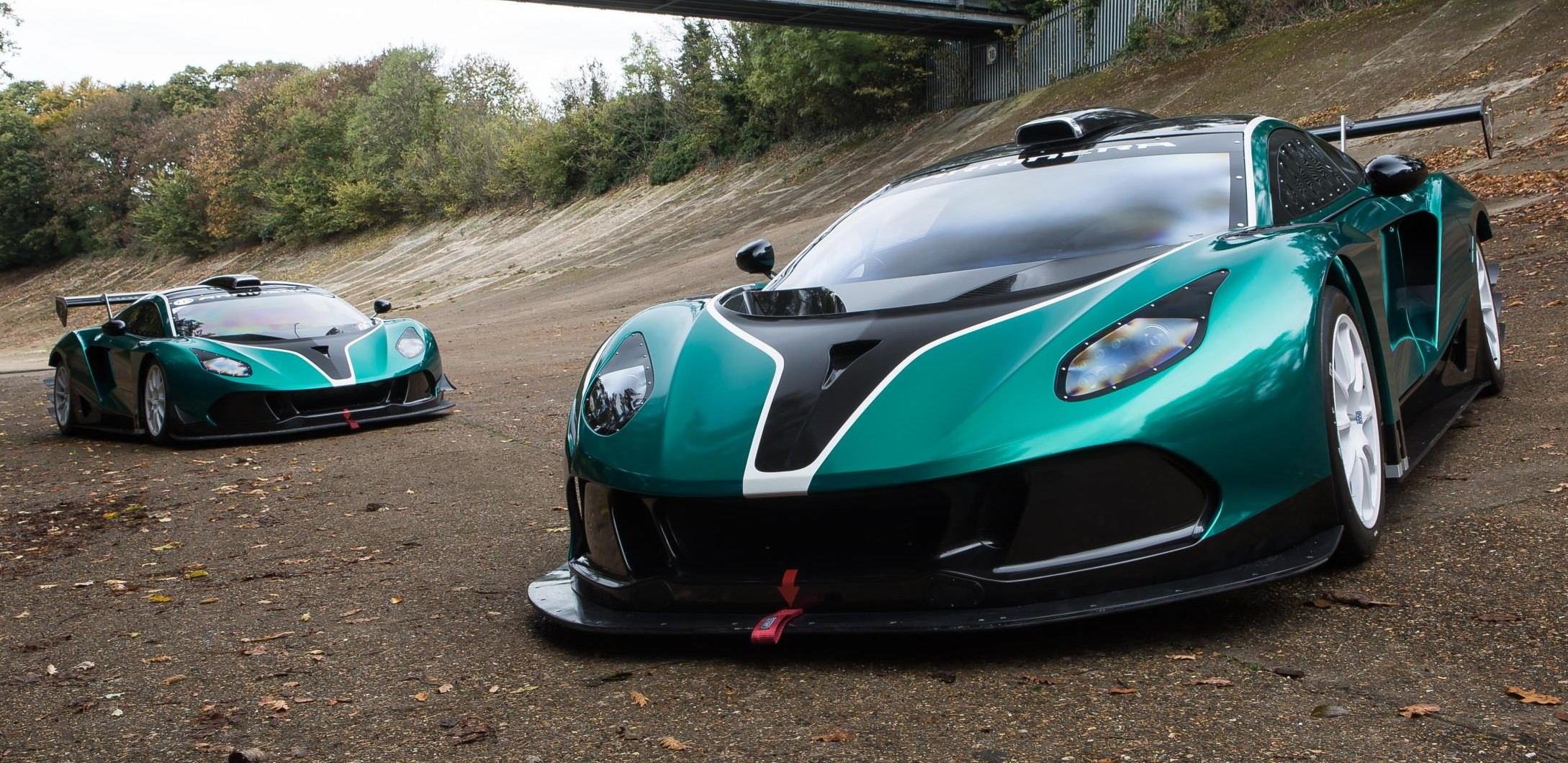 a-pair-of-arrinera-hussarya-gts-on-the-brooklands-banking