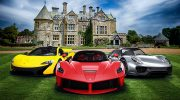 BEAULIEU 2017 EVENTS CALENDAR ANNOUNCEMENT