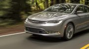 2017 CHRYSLER 200 EARNS FIVE-STAR SAFETY RATING FROM NHTSA