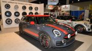 NEW MINI JOHN COOPER WORKS CLUBMAN REMIERE AT SEMA SHOW