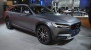 ALL-NEW VOLVO V90 CROSS COUNTRY AND 2017 POLESTAR DEBUTS