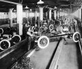 1916 Dodge main assembly plant