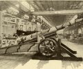 155 MM Howitzer cannon built by the Dodge Brothers during WWI.