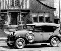 1929 Dodge DA6 Touring