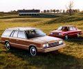 1981 Dodge Aries wagon and 4-door