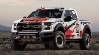 ALL-NEW FORD F-150 RAPTOR TACKLES BAJA 1000, THEN DRIVES HOME