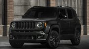JEEP INTRODUCES TWO NEW RENEGADE MODELS AT LA AUTO SHOW