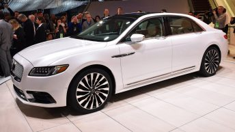 ALL-NEW 2017 LINCOLN CONTINENTAL