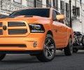 2017 Ram 1500 Ignition Orange Sport Special Edition