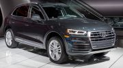 ALL-NEW 2018 AUDI Q5 MAKES US DEBUT