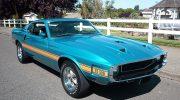 MECUM COLLECTOR CAR AUCTION IN ANAHEIM, CALIFORNIA, NOV. 17-19