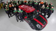 MINI PLANT OXFORD HITS THREE MILLION MANUFACTURING MILESTONE