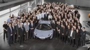 McLAREN AUTOMOTIVE BUILDS ITS 10,000TH CAR