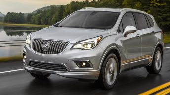 SIX 2017 BUICK MODELS OFFER NHTSA 5-STAR SCORE FOR SAFETY