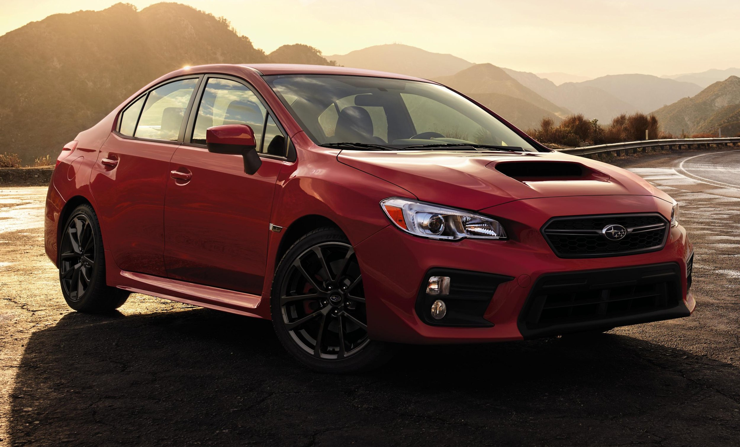 SUBARU DEBUTS 2018 WRX AND WRX STI WITH PERFORMANCE, COMFORT