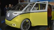 I.D. BUZZ CONCEPT MAKES ITS WORLD DEBUT IN DETROIT