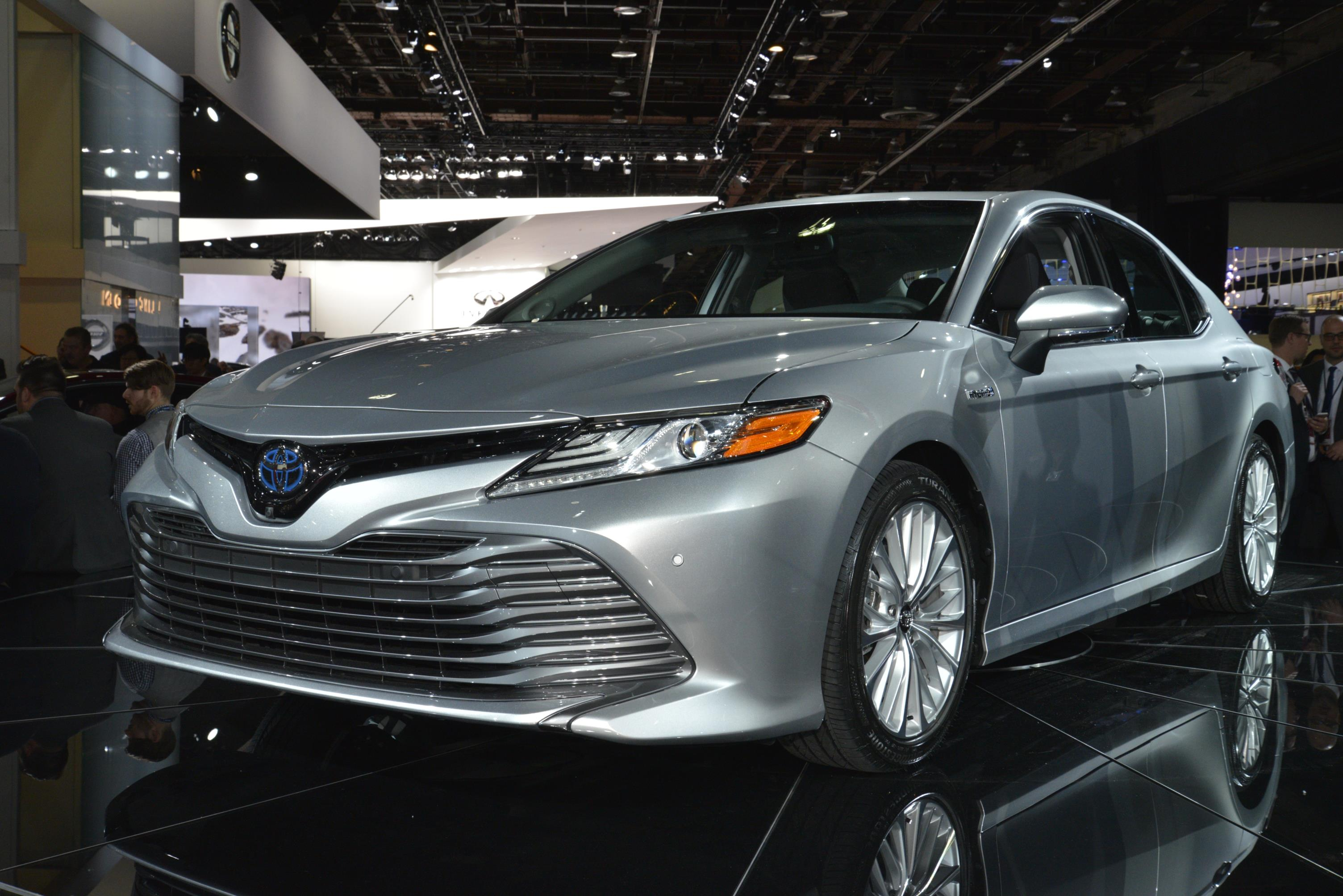 all new 2018 toyota camry gains emotionally charged design and performance. Black Bedroom Furniture Sets. Home Design Ideas