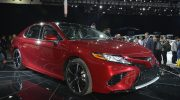 ALL-NEW 2018 TOYOTA CAMRY GAINS EMOTIONALLY-CHARGED DESIGN AND PERFORMANCE