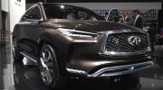 INFINITI QX50 CONCEPT: VISION FOR A NEXT-GENERATION MID-SIZE PREMIUM CROSSOVER