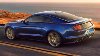 2018 MUSTANG SLEEKER AND IMPROVED PERFORMANCE