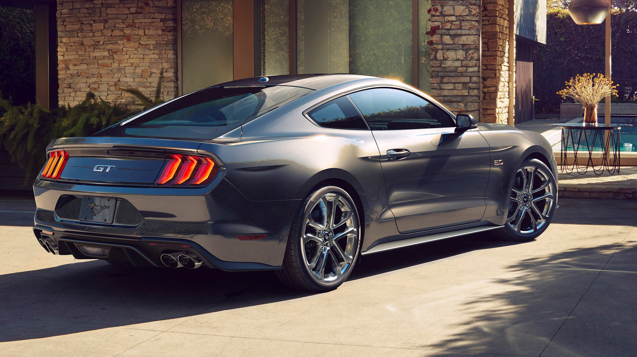 2018 MUSTANG SLEEKER AND IMPROVED PERFORMANCE ...