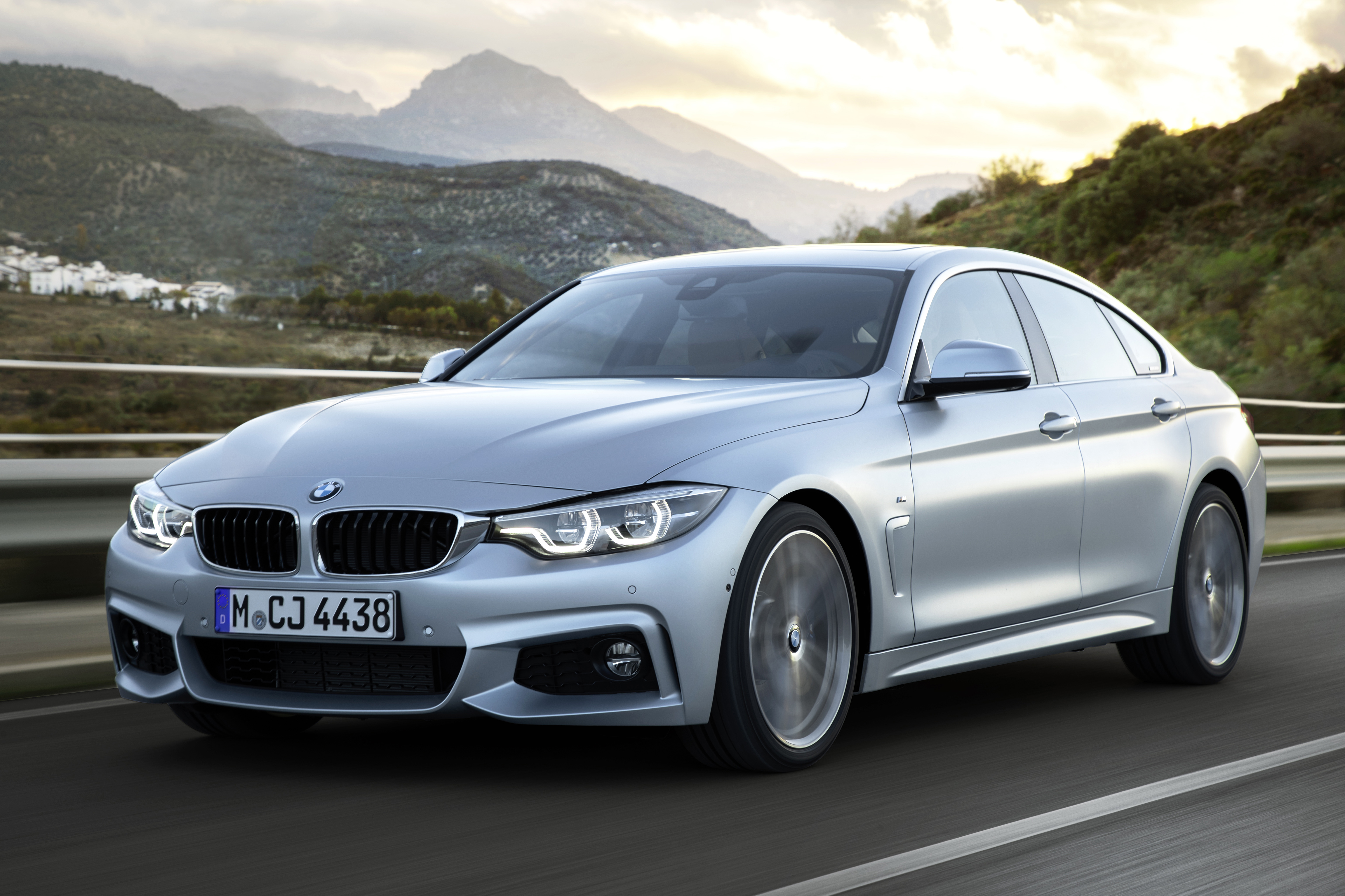 the new 2018 bmw 4 series - myautoworld