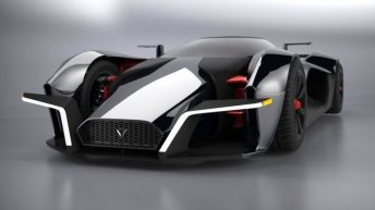 THE DENDROBIUM HYPERCAR