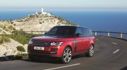 RANGE ROVER SVAUTOBIOGRAPHY DYNAMIC ARRIVES ON 30TH ANNIVERSARY IN U.S.