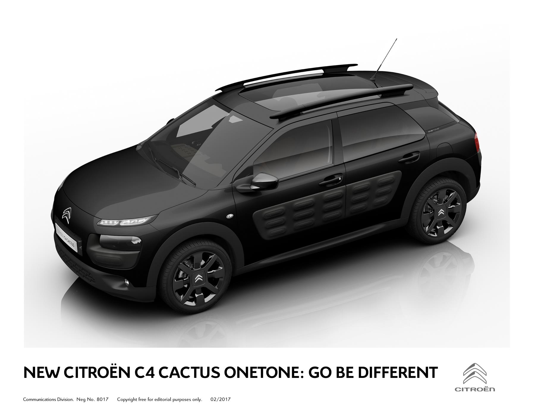 new citro n c4 cactus onetone. Black Bedroom Furniture Sets. Home Design Ideas