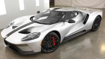 FORD GT COMPETITION SERIES OFFERS MORE INNOVATIONS FOR TRACK ENTHUSIASTS
