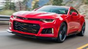 2017 CAMARO ZL1 GOES FOR 200 MPH