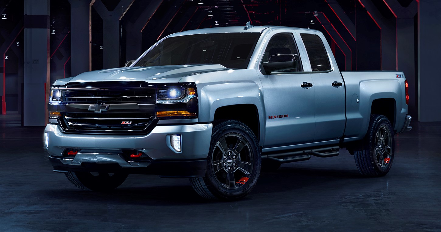 Reaper Truck For Sale >> REDLINE TAKES CHEVROLET DESIGN TO THE NEXT LEVEL - myAutoWorld.com