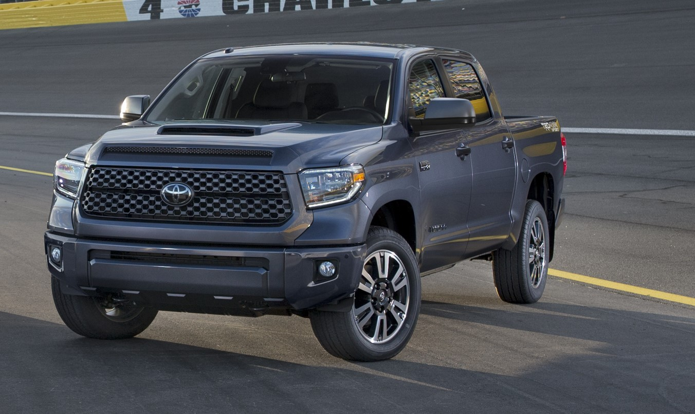 THE NEW 2018 TUNDRA AND SEQUOIA TRD SPORT AND RAV4 ...