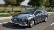 2017 HYUNDAI IONIQ HYBRID AND ELECTRIC MODELS SOON TO BE AVAILABLE TO U.S.