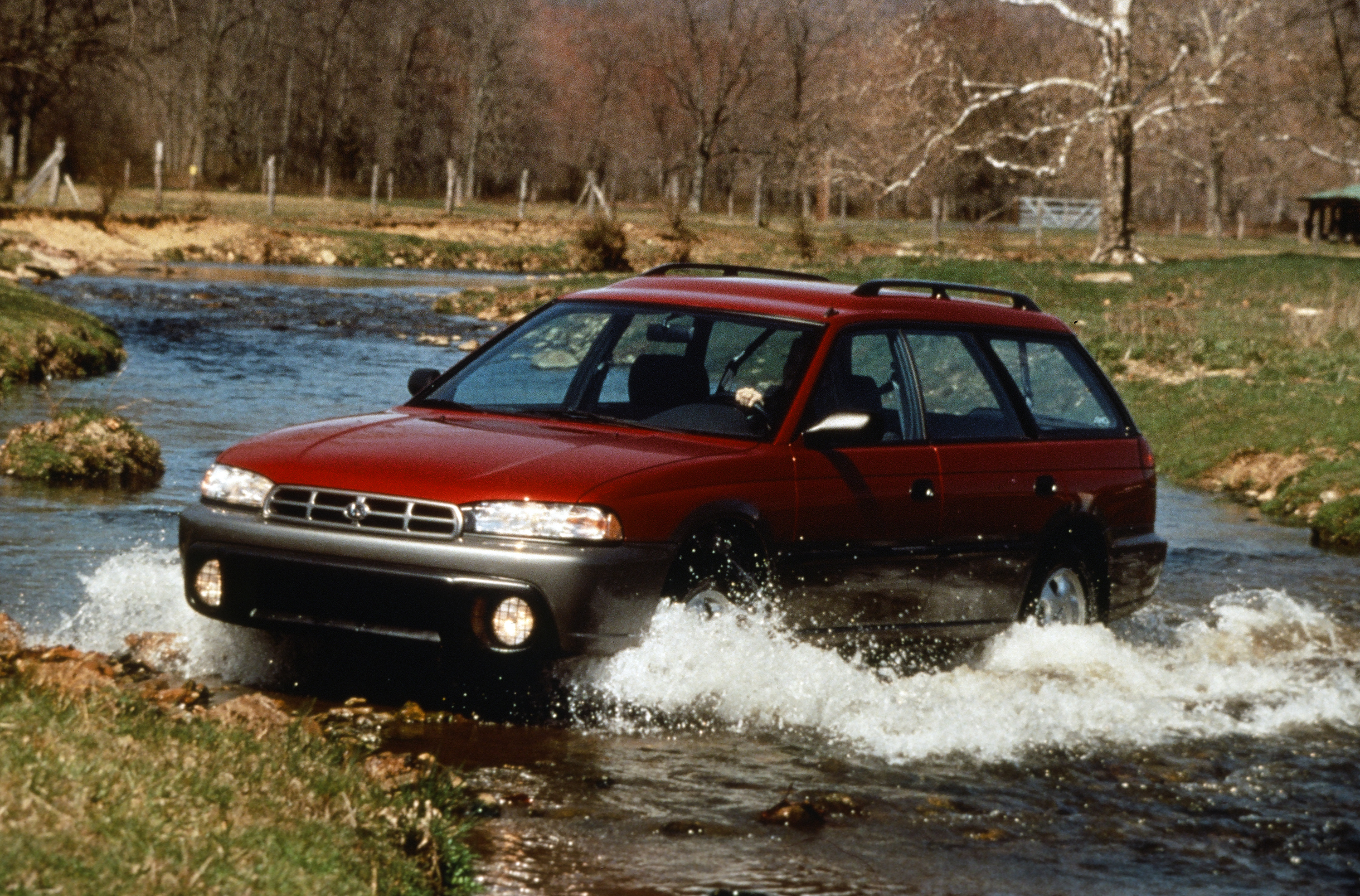Subaru Of America 50th Anniversary Electrical Wiring Diagrams 2003 Subara Outback Ll Bean 96 Water 01 Camping Forester
