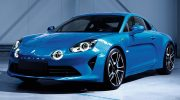 ALPINE REVEALS FIRST IMAGES OF NEW PRODUCTION CAR