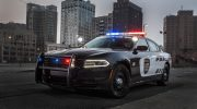 2017 DODGE CHARGER PURSUIT LAW ENFORCEMENT VEHICLE